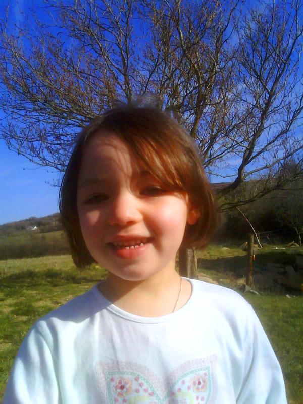 Smiling Maisie